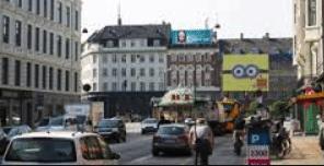 Gade Østerbro