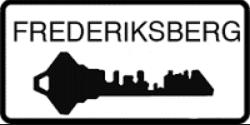Låsesmed på Frederiksberg - byskilt Vestegnens Låseteknik